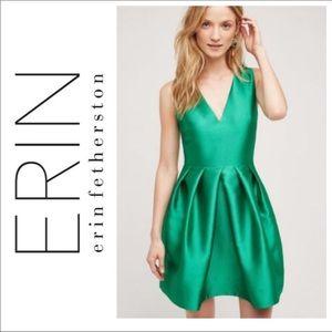 Erin Fetherston Kelly Green Dress